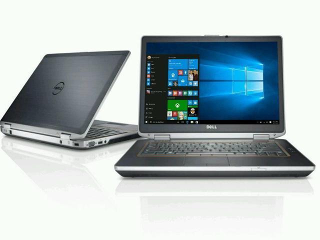 Dell E6530 Intel i5 8GB RAM 500GB HDD Windows 10 Pro (Refurbished) - $239.99 + Free Shipping