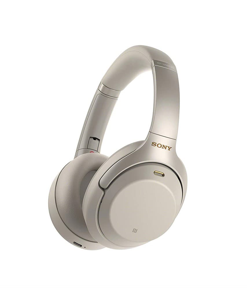cf81ea60250 Sony WH1000XM3 Bluetooth Wireless Noise Canceling Headphones (Silver) $300  + Free Shipping