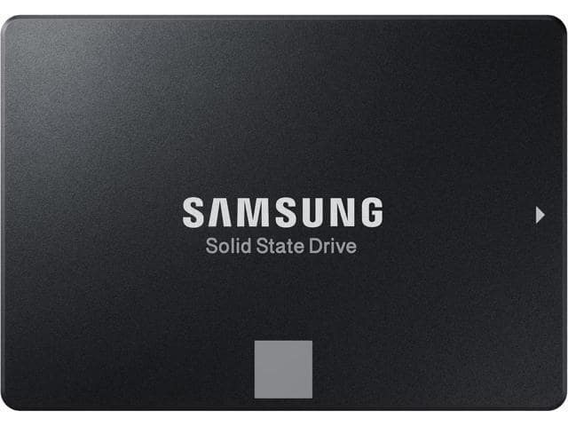 """1TB SAMSUNG 860 EVO 2.5"""" Solid State Drive $127.99 + Free Shipping"""