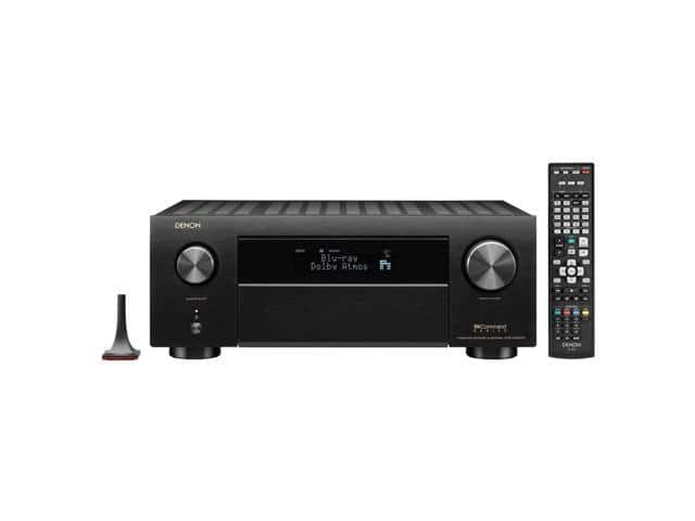 Denon AVR-X4500H 9.2-Channel 4K Ultra HD AV Receiver with HEOS $899 Shipped