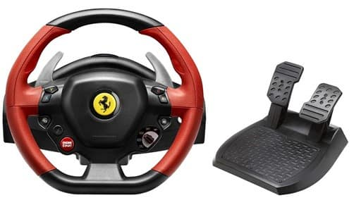 Thrustmaster FERRARI 458 SPIDER Racing Wheel for Xbox One - $89.99 + FS