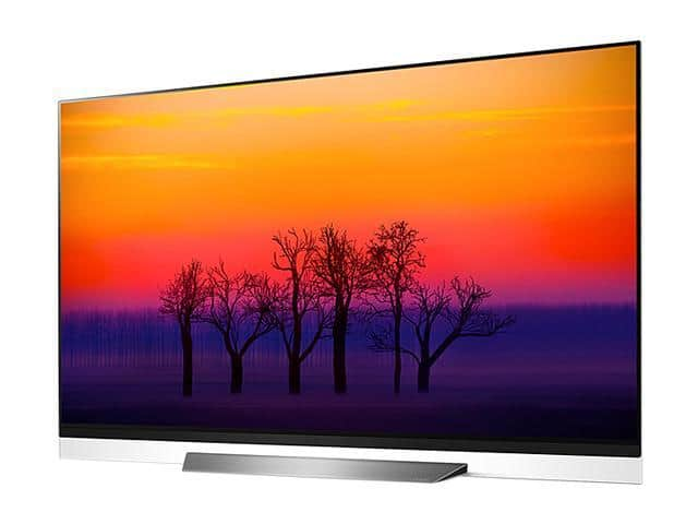 "LG E8 OLED 65"" 4K HDR Dolby Atmos Smart TV with AI ThinQ OLED65E8PUA (2018) for $2249 + Free Shipping"
