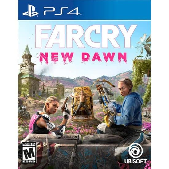 Far Cry New Dawn (PS4/Xbox One) - $33.99 + FS