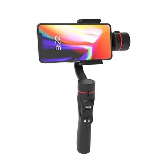 Tzumi SteadyGo Smartphone Stabilizing 3-Axis Gimbal via Facebook Marketplace $29.99 + FS