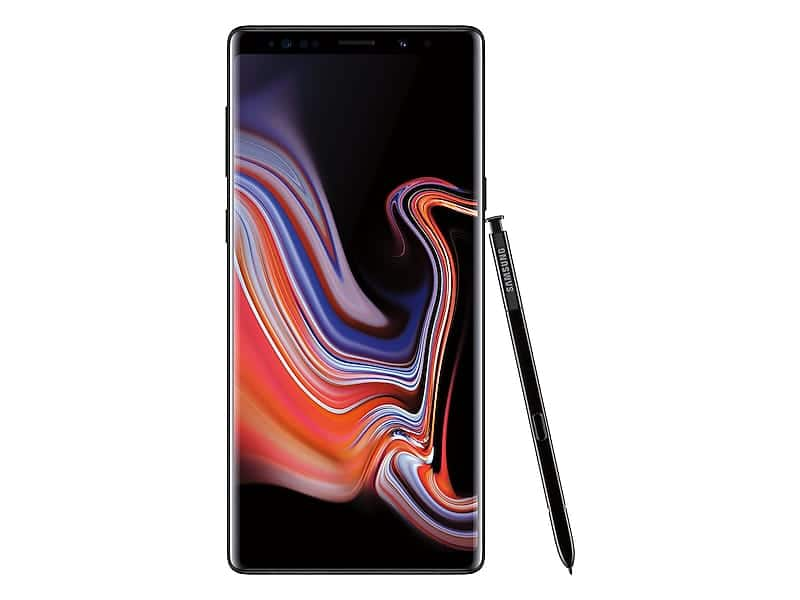 $300 Instant Savings on Galaxy Note 9 Unlocked Phones: 128GB (Unlocked) for $699.99 + Free Shipping
