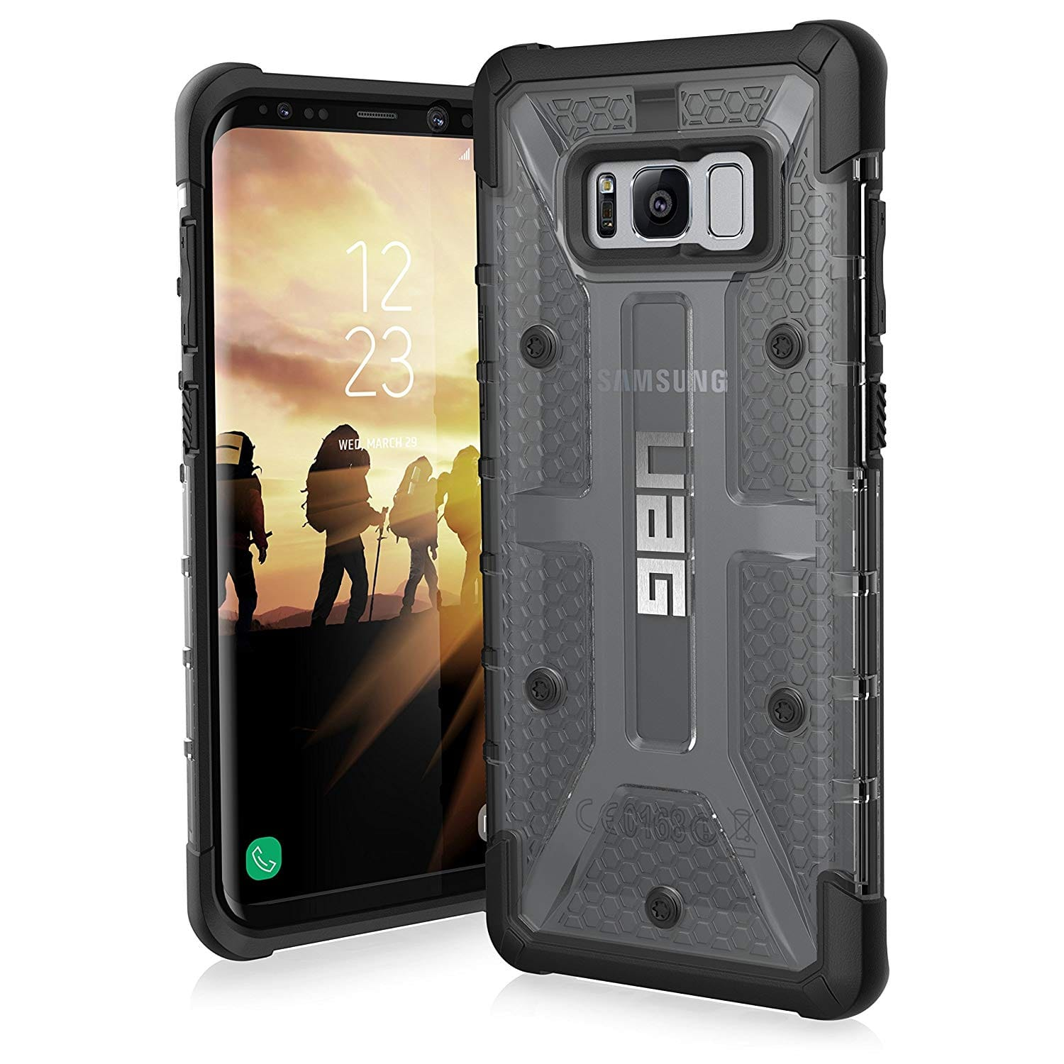 huge selection of 00485 c78b5 Urban Armor Gear Plasma Rugged Phone Case for Samsung Galaxy S8+ ...