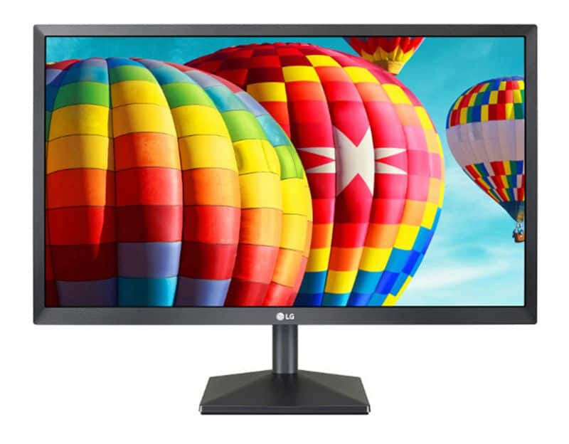 """LG 27"""" FHD IPS LED Monitor, Compact Bezel, HDMI, VESA MOUNT, 27MK430H: $113 AC + Free Shipping (22"""" model also available)"""