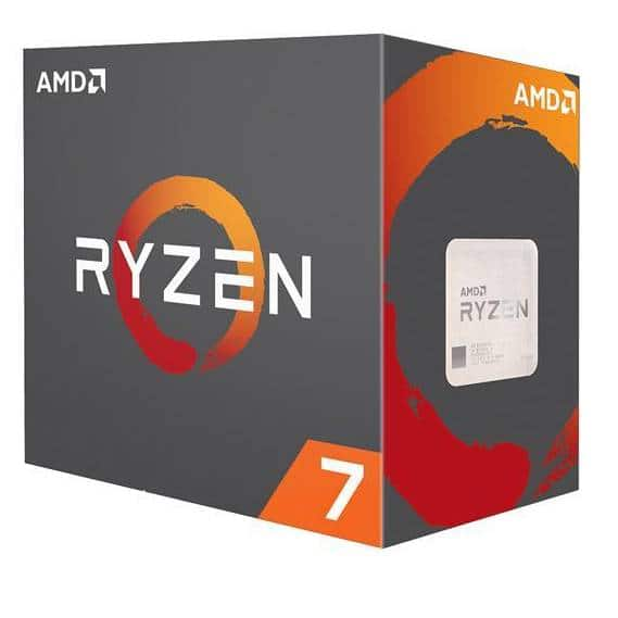AMD Ryzen 1800X + ASRock X370 Motherboard for $275 + Free Shipping
