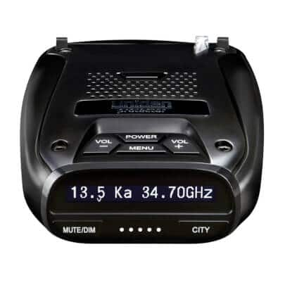 Uniden DRF6 Radar Detector - Ka Band, K-Band, Laser for $99 + FS