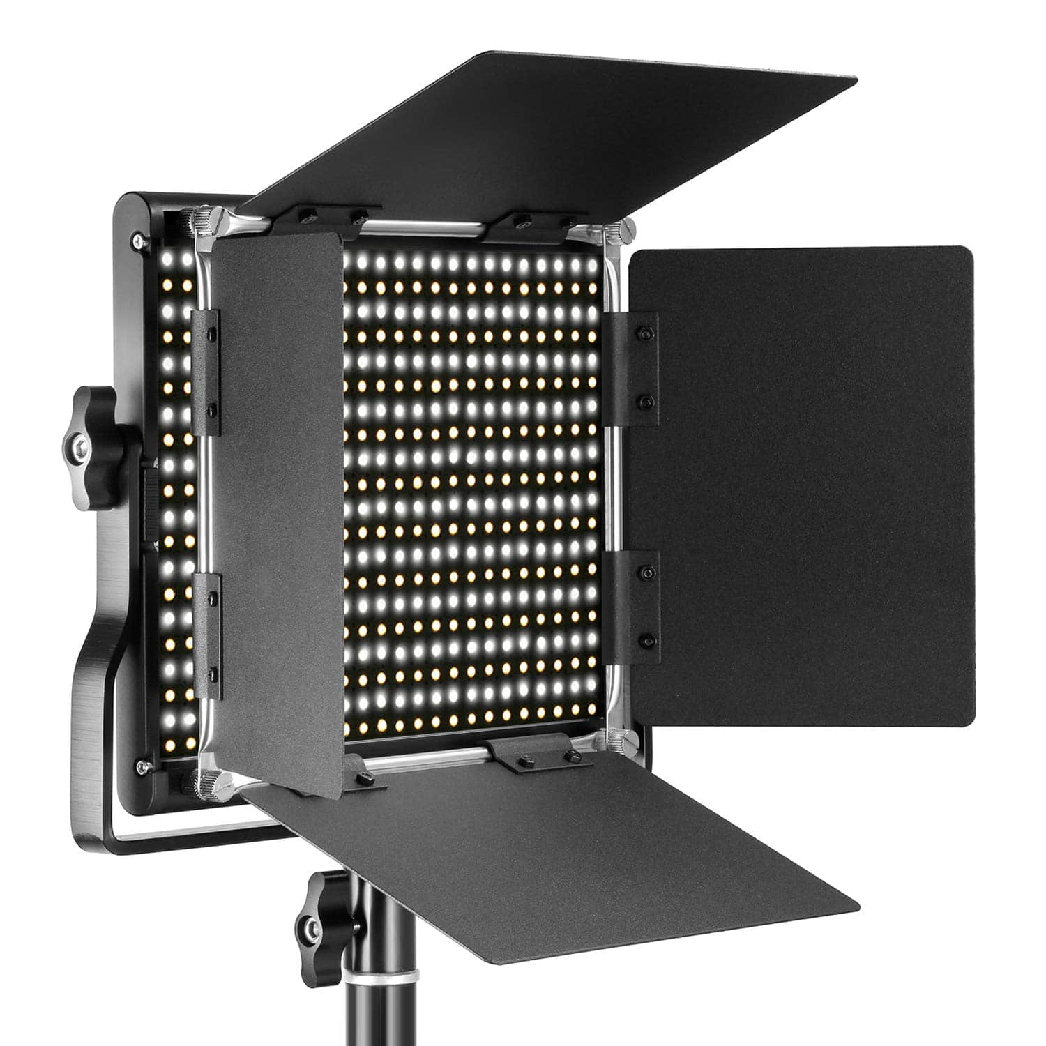 Neewer 660 LED Dimmable Bi-Color Video Light w/ Barndoor - $60 + FSSS