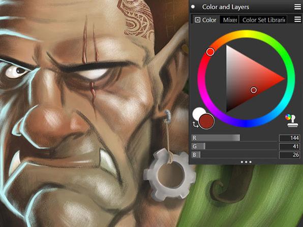 corel painter alternative mac