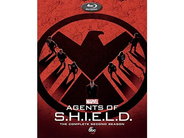 Marvel's Agents of Shield Season 2 Blu-Ray $6.99 + FSSS