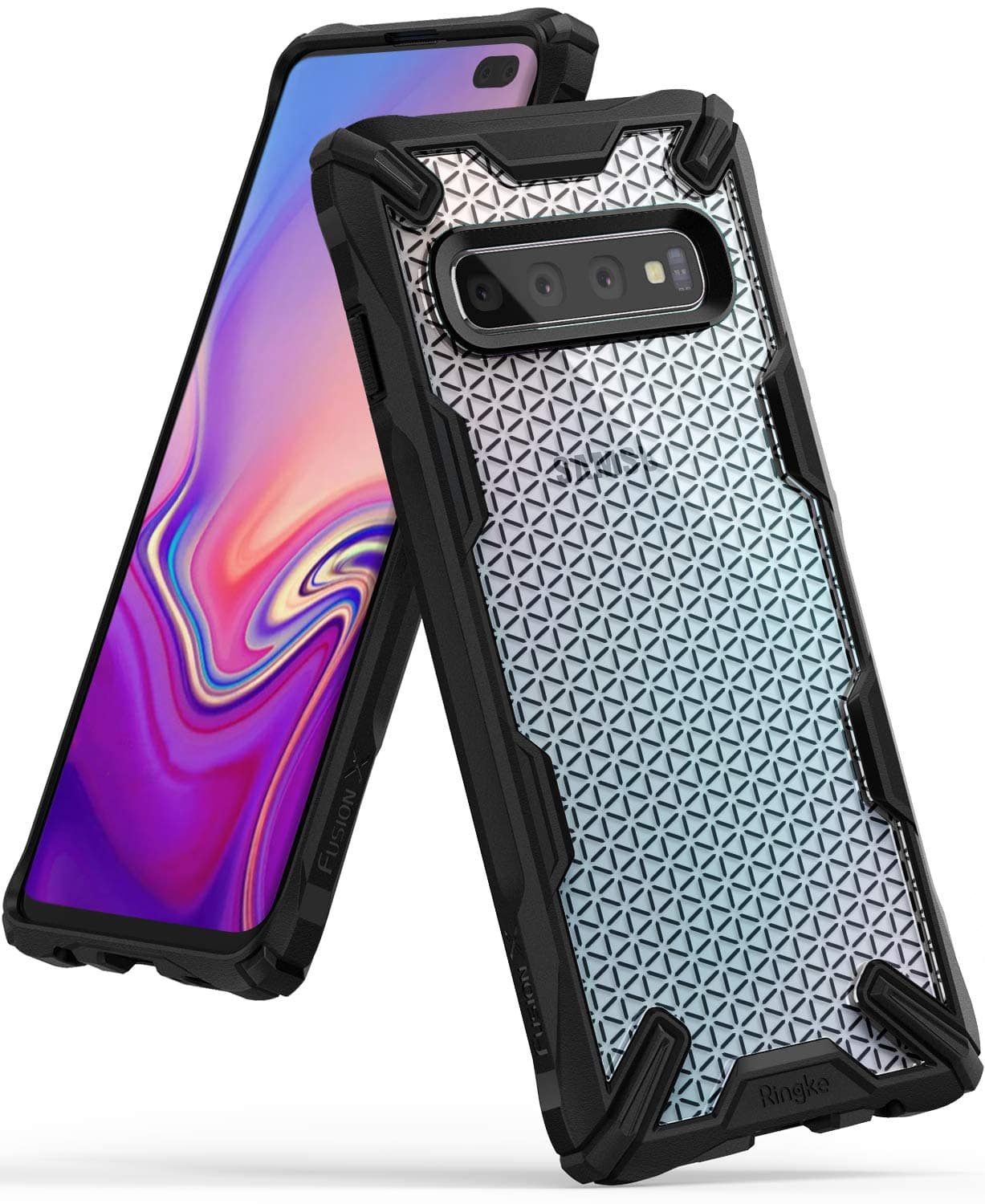 Ringke Cases for Galaxy S10 Plus / S10, iPhone XS Max / XR / XS / X, Google Pixel 3 / 3 XL. From $3.90
