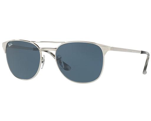 92fa8f24dc Ray-Ban Signet Modern Pilot Shiny Silver Sunglasses - Slickdeals.net