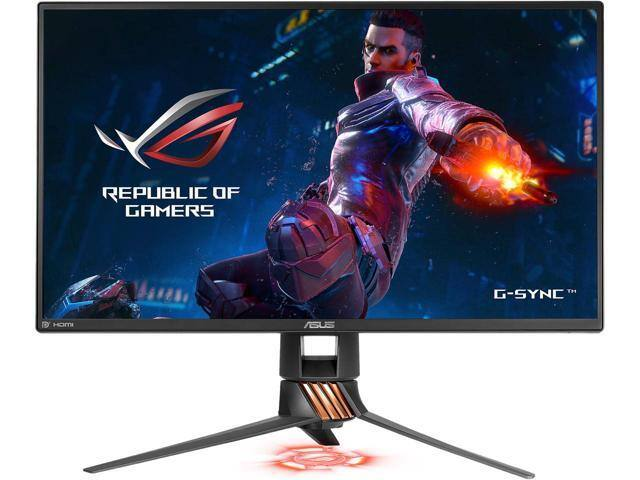 "ASUS ROG Swift PG258Q Black 24.5"" 1ms (GTG) 240 Hz NVIDIA G-Sync Frameless Gaming Monitor - $489.99 + Free Shipping"