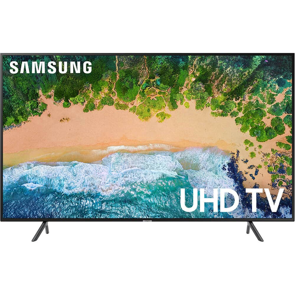 "Samsung 50"" UN50NU7100 SmarTV: $340.51 / Samsung 65"" UN65NU7100: $640.11 AC + Free Shipping"