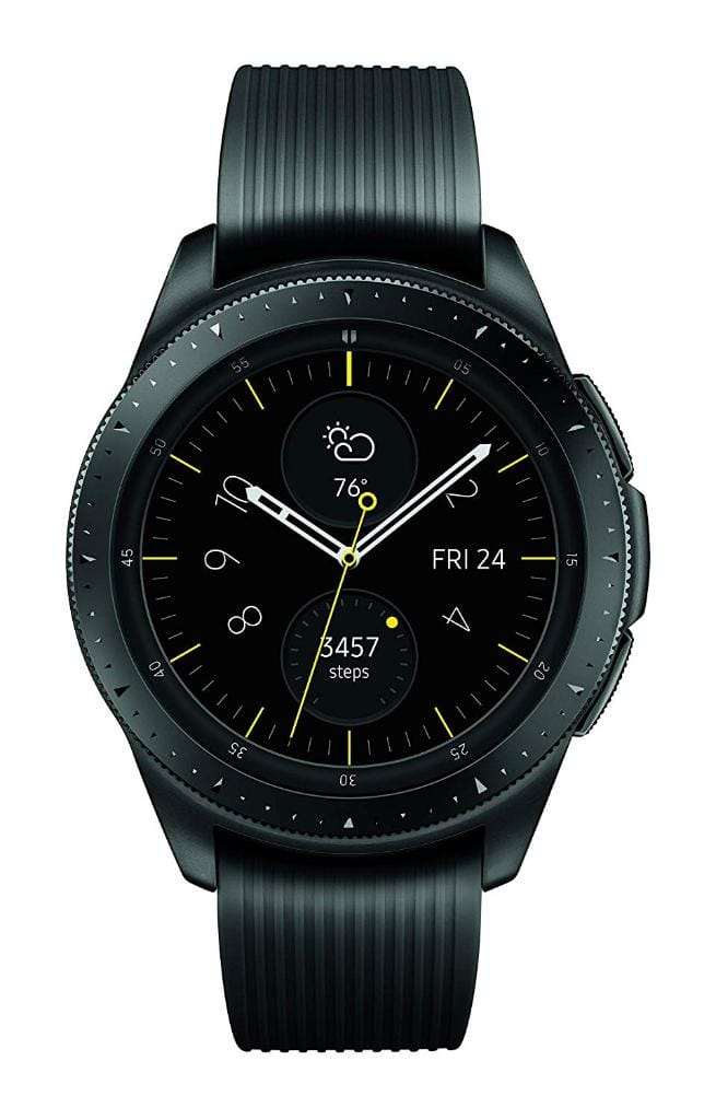 Samsung Galaxy Watch (42mm) Midnight Black SM-R810NZKAXAR - $269.99 + Free Shipping
