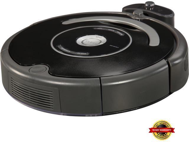 Refurbished: iRobot 655 Roomba Robot Vacuum, Gray - $140.99 - Free Shipping