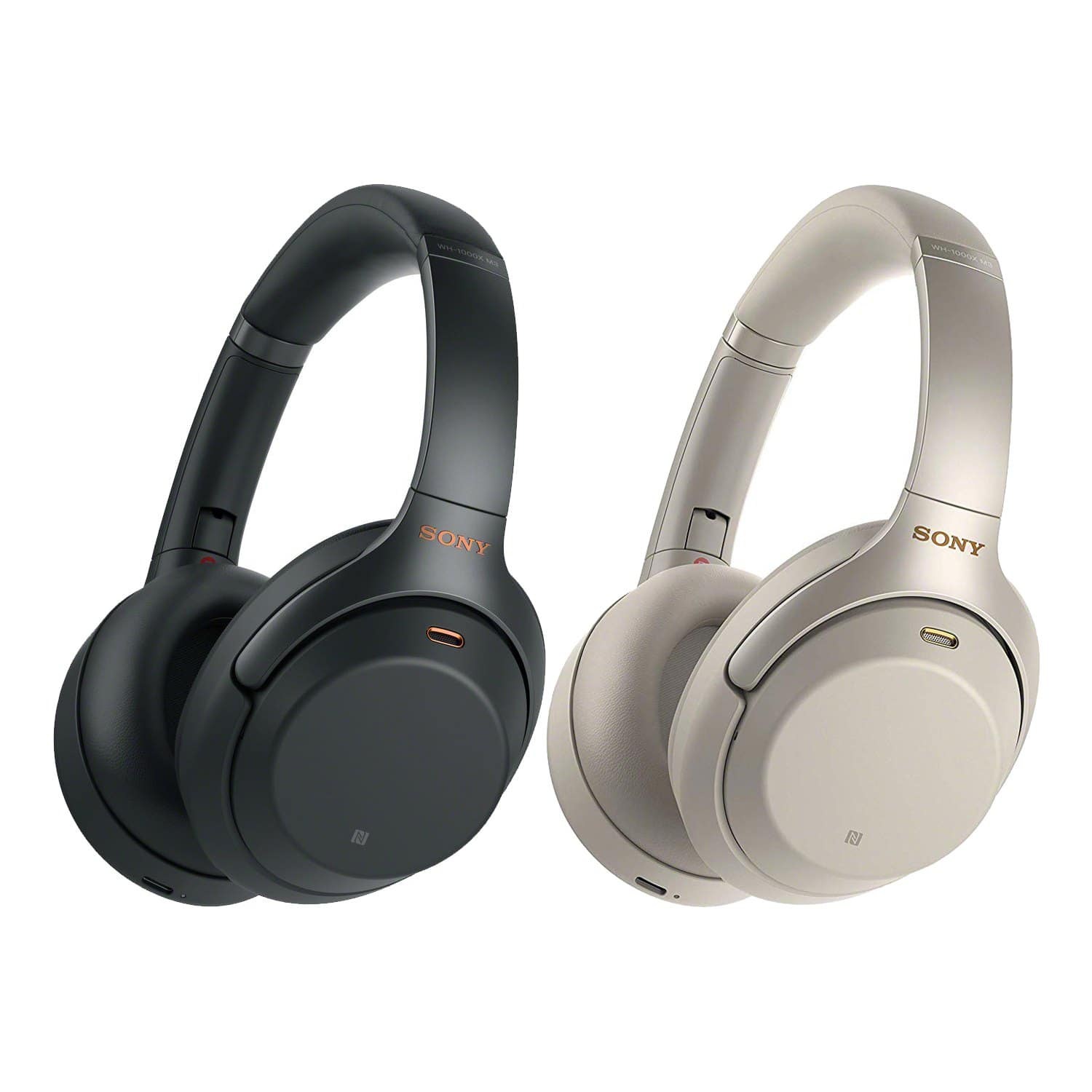 Sony WH1000XM3 Bluetooth Wireless Noise Canceling Headphones