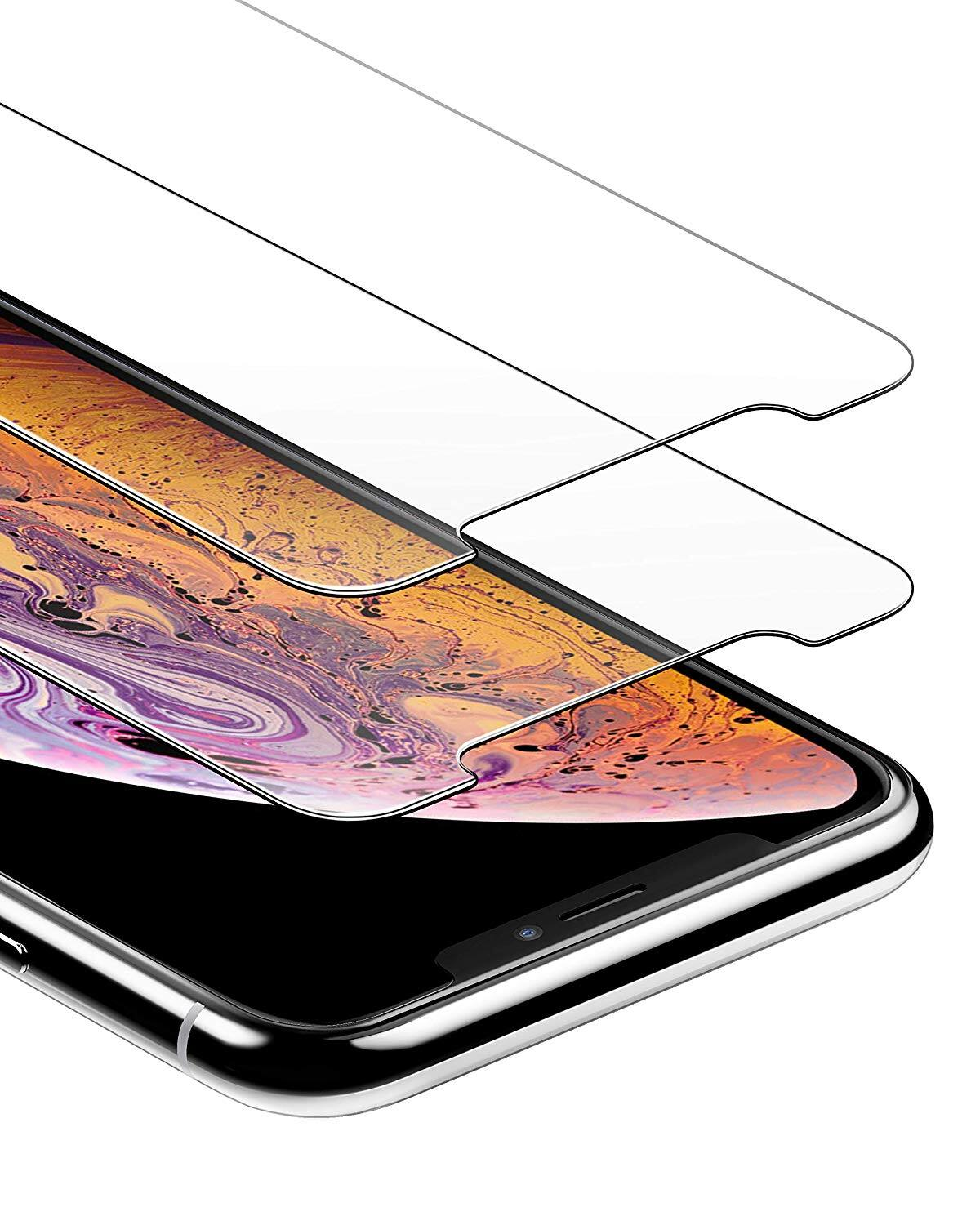 Anker Tempered Glass Screen Protector for iPhone X / Xs / Xs Max / XR: Starting From $5.99 + FSSS