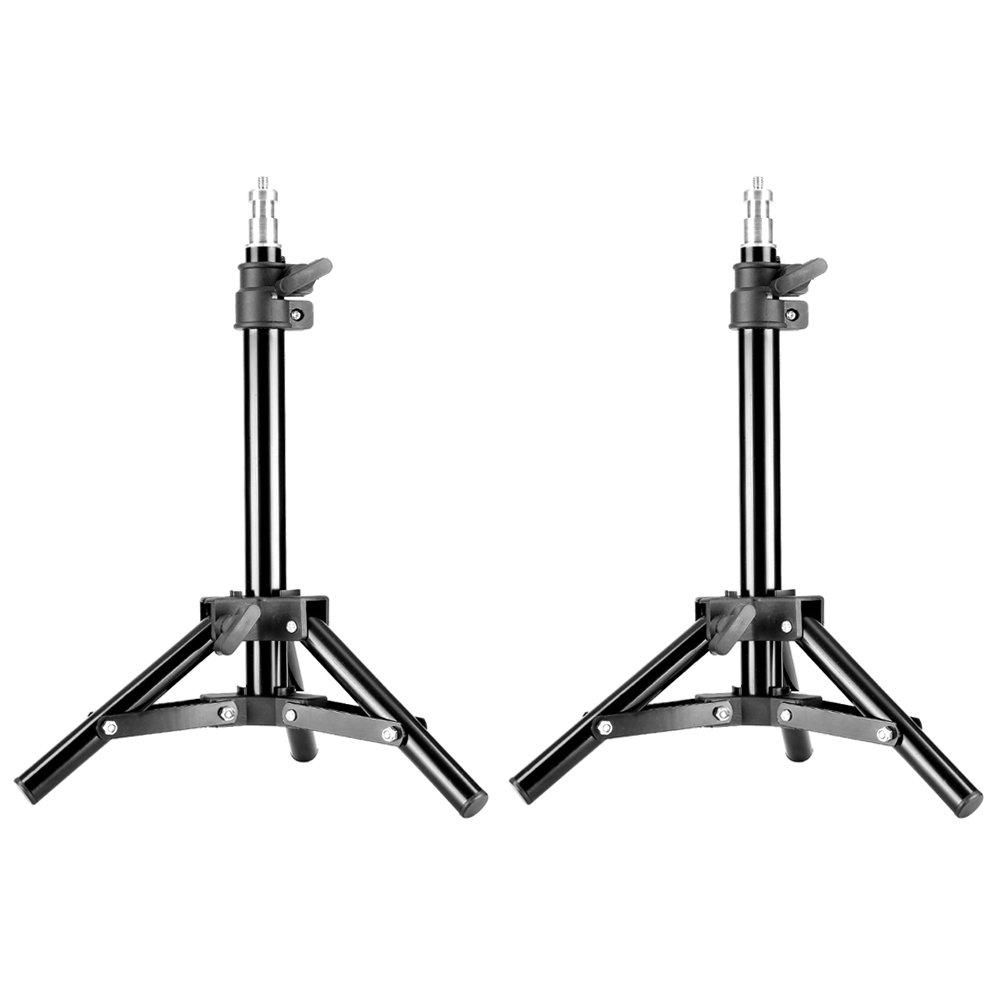 """Neewer [2-pack] Mini Light Stands, Max height 32""""/80cm - $13.29 + FSSS"""