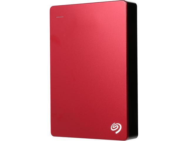 Seagate Backup Plus 5TB USB 3.0 Portable External Hard Drive - STDR5000103 (Red) $99.99 AC + FS