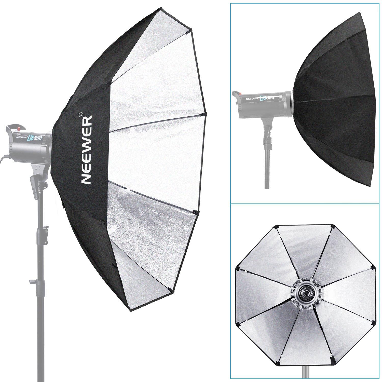 "Neewer 30""x30"" Octagon Umbrella Speedlite Softbox w/ Bowens Mount - $27.99 + FSSS"