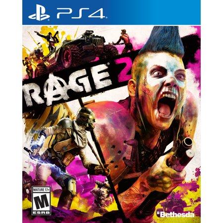 Rage 2 Bethesda - Playstation 4 (Pre-Order) $49.94 + FS or Store Pickup