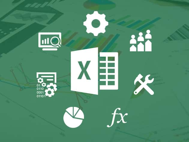 The A to Z Microsoft Excel Certification Training Bundle: Lifetime Access $29.40