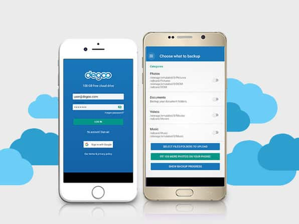 Degoo Premium Cloud Backup: Lifetime 10TB Storage Plan $99.99