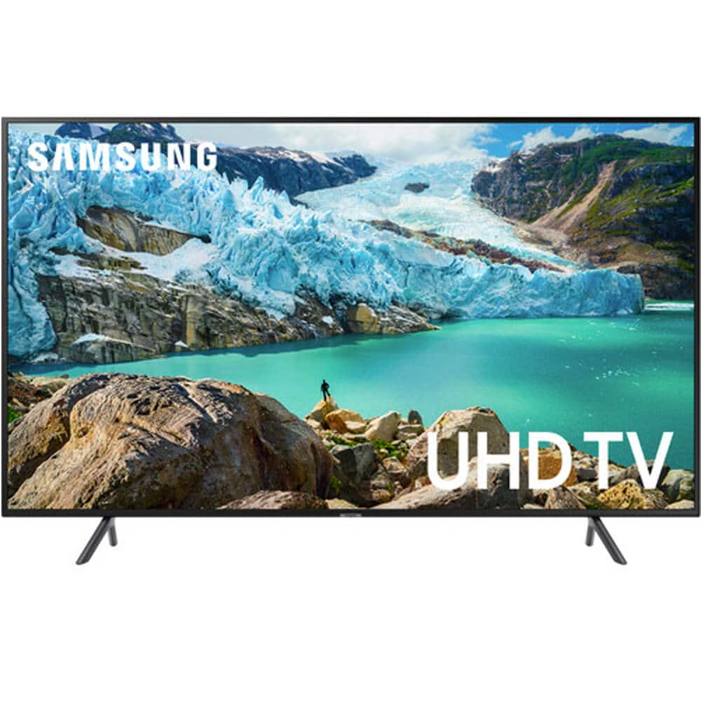 "Samsung 55""RU7100 4K SmartTV (2019) : $437.99 AC + FS  (65"" Also Available @ $617.99)"