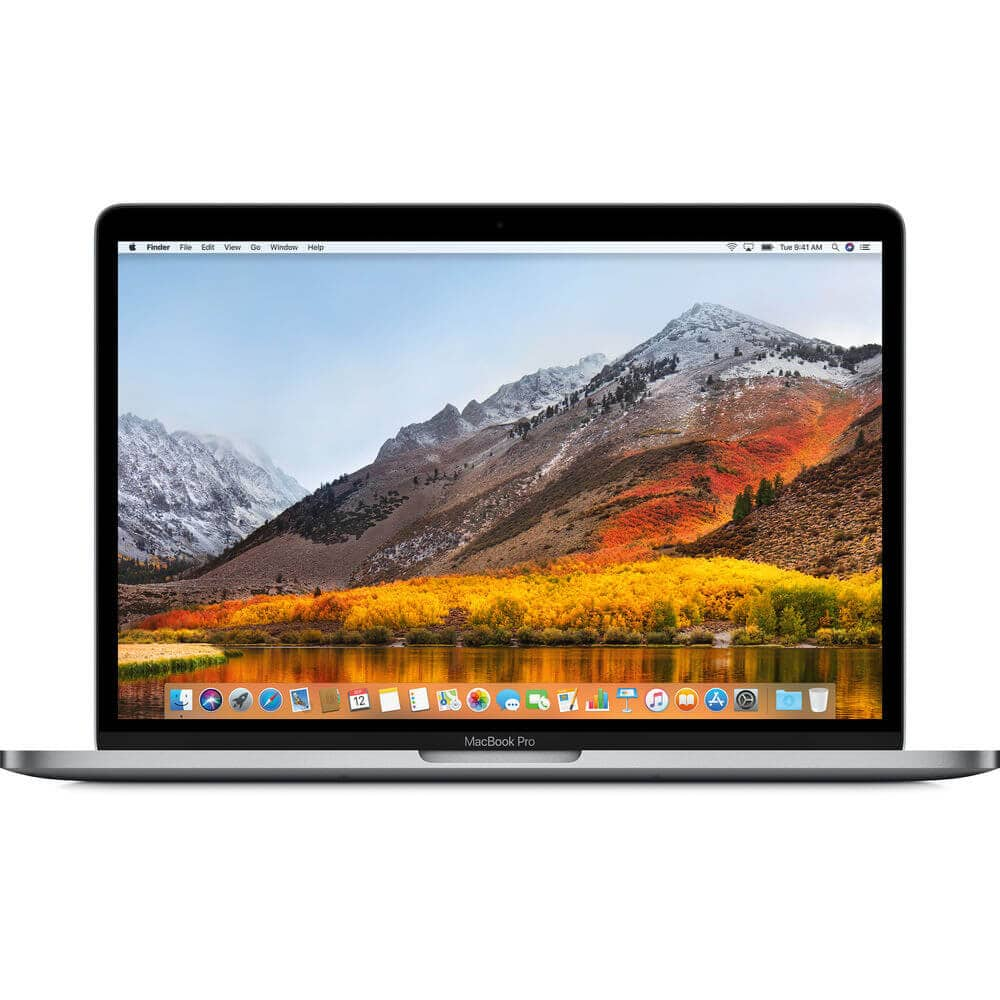 """Apple Macbook Pro 13.3"""" I5 8GB 256GB Macos High Sierra Laptop MR9Q2LL/A : $1399.99 AC + Free Shipping"""