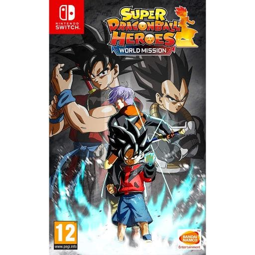 Nintendo Switch Super Dragon Ball Heroes Video Game (Import Region Free) - $40.99 + FS