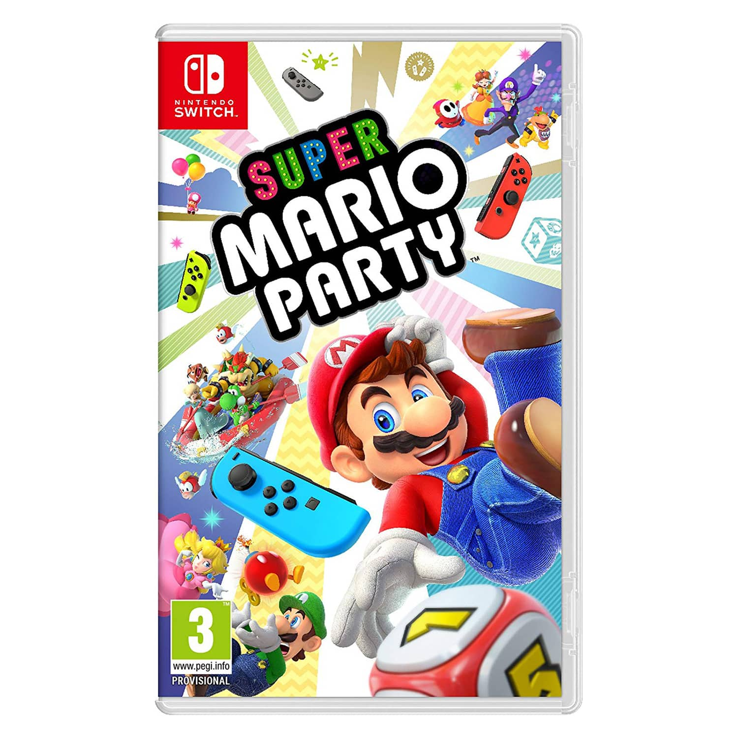 Super Mario Party for Nintendo Switch Video Game - $42.49 + Free Shipping