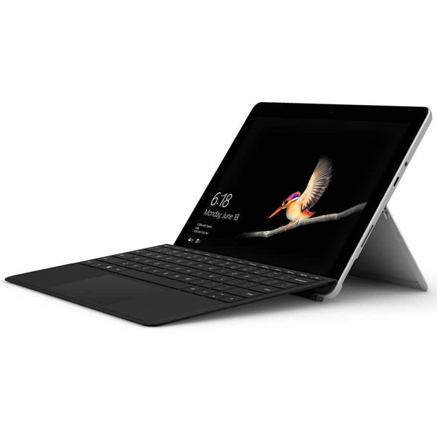 "Microsoft Surface Go 10"" Pentium 8GB 128GB + Signature Type Cover (Black) : $509 AC + Free Shipping"