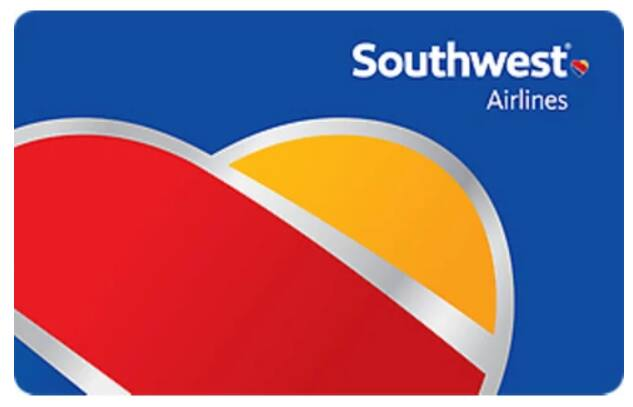 $100 Southwest GC For $90 (New Swych Users)