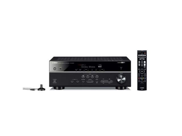 Refurbished Yamaha TSR-5830 Network AV Receiver for $199.99 + Free Shipping $200