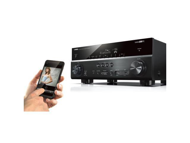 Yamaha TSR-7810 7.2-Channel Network AV Receiver Refurbished for $299 + Free Shipping