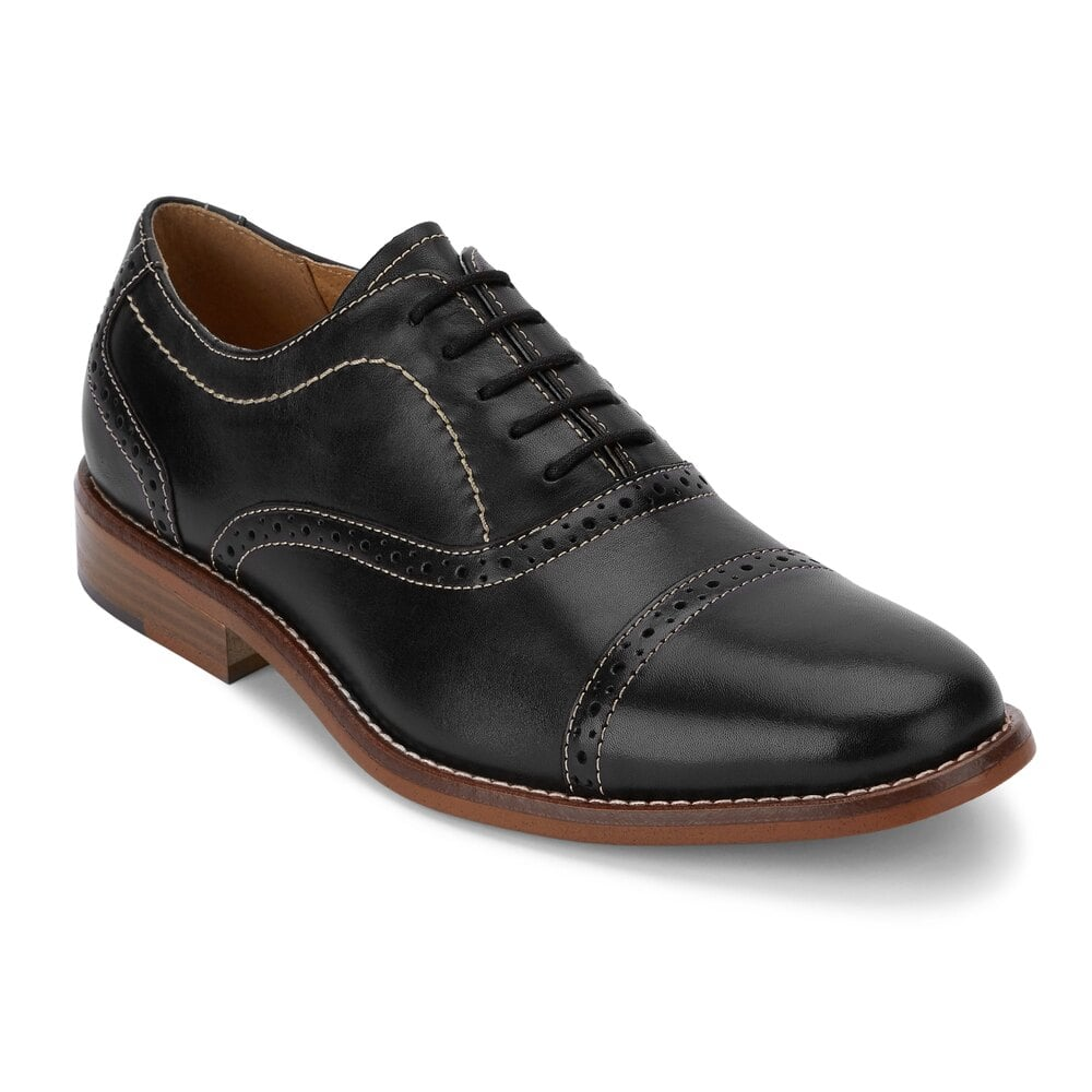 GH Bass & Co Men's Madison Leather Oxford Shoe with Neverwet : $24 AC + FS (Other Models Available)
