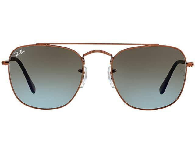 Ray-Ban Men's Vintage Caravan Sunglasses with Gradient Glass Lens: $59.99 AC + Free Shipping