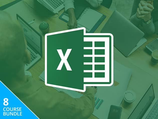 The Epic Excel 2019 Mastery Bundle $14.20
