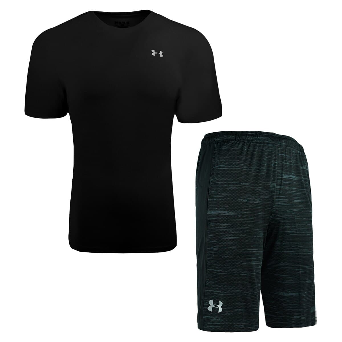 Under Armour Men's UA Tech T-Shirt and Graphic Short Set : $22.39 AC + Free Shipping