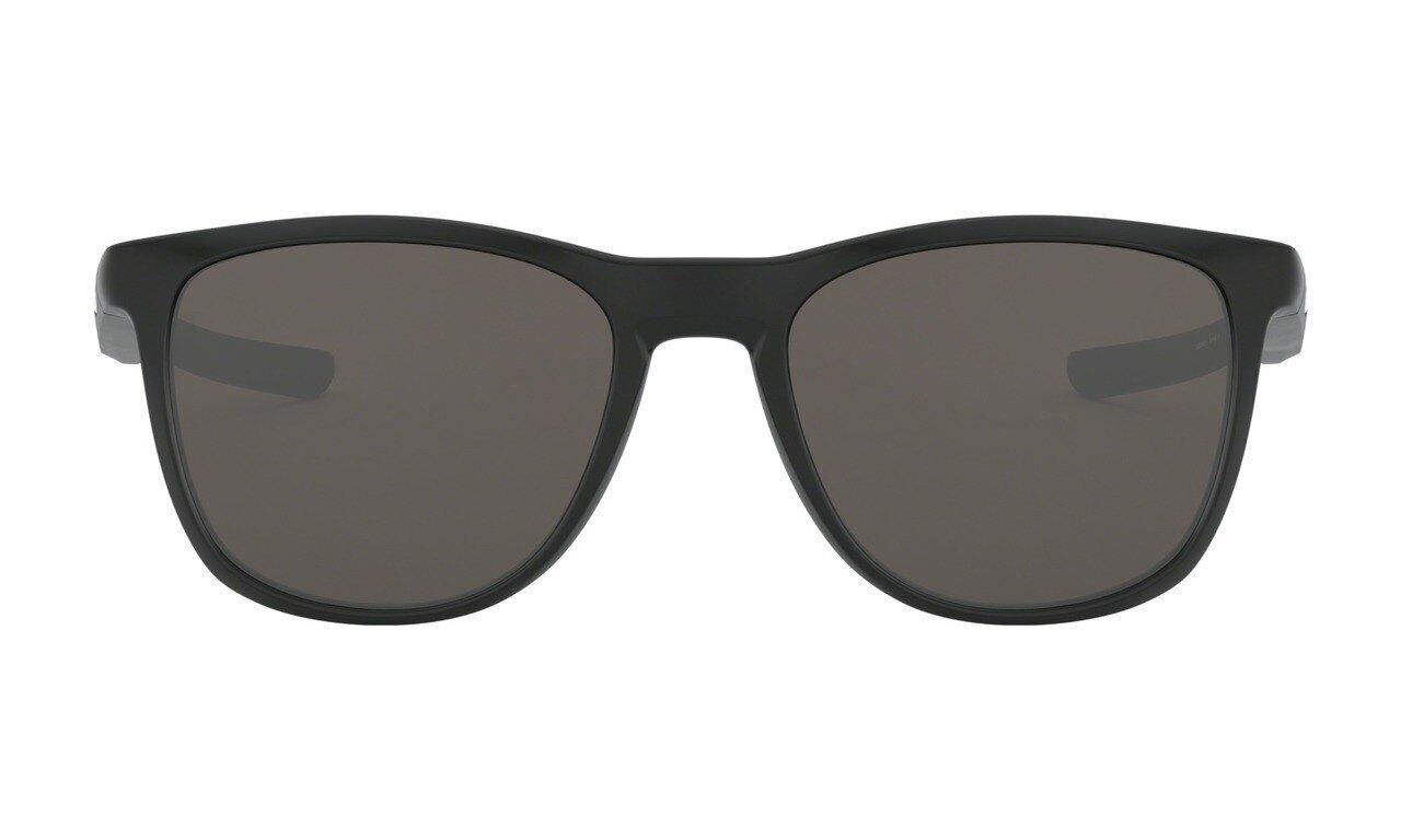 Oakley OO9340-01 Trillbe X Matte Black Frame/Warm Gray Lenses Sunglasses : $37.60 AC + FS