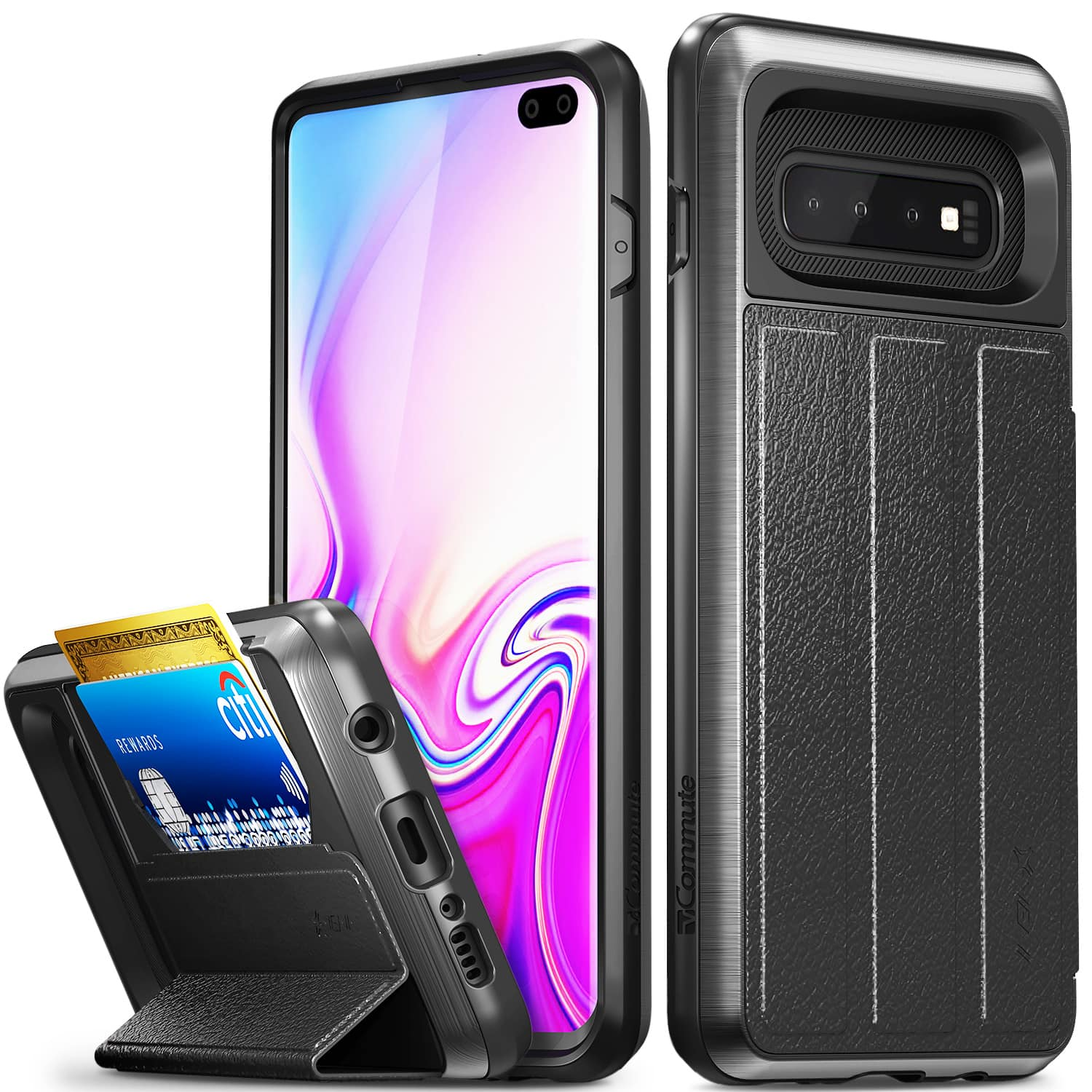 Vena Galaxy S10+, Galaxy S10, Galaxy S10E, iPhone XS Max, iPhone XR, iPhone XS/X, Pixel 3, Pixel 3XL Cases and Car Mounts: Starting from $3.00 + Free Shipping