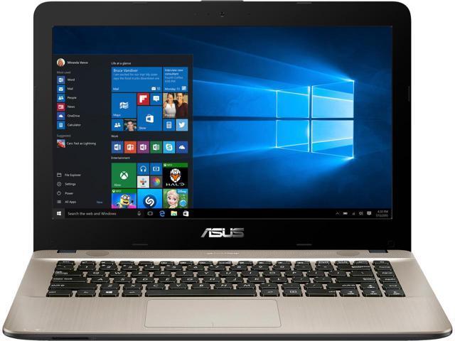 "ASUS VivoBook AMD A9-9425 Dual Core 8GB DDR4 256 GB SSD 14"" FHD Win10 $369.99 + Free Shipping"