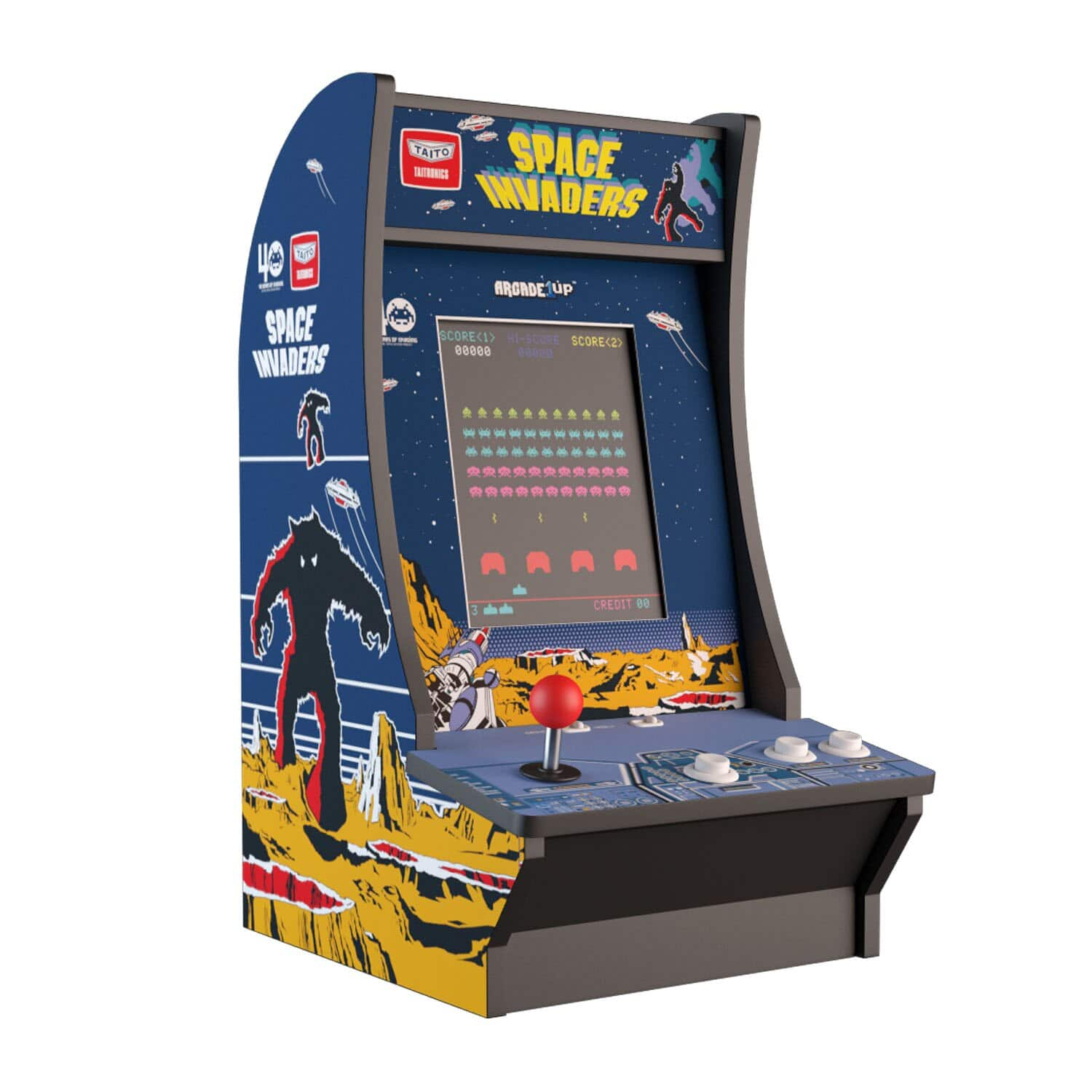 Arcade1Up Countercade (Pac-man, Centipede, Dig Dug, or Space