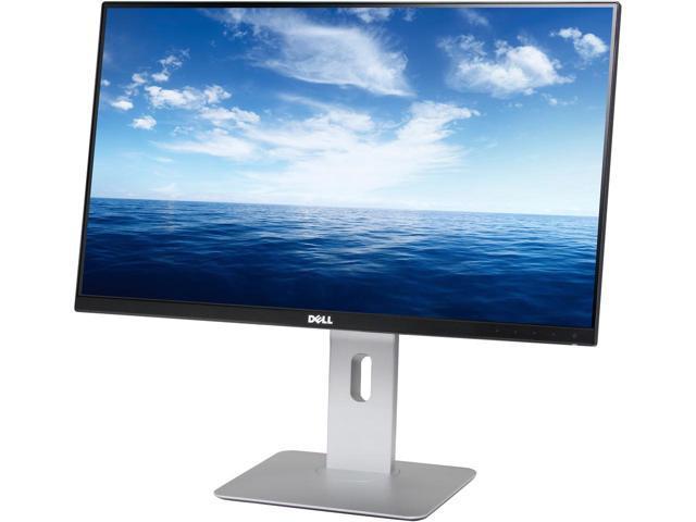 "Dell UltraSharp U2414H Black 23.8"" IPS 1920 x 1080 Monitor -  $159.99 + Free Shipping"