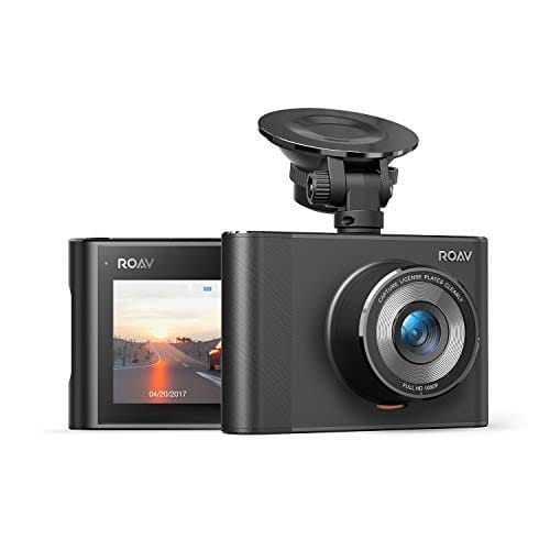 Anker Roav Dash Cam A1, 1080p FHD LCD Action Camera, Nighthawk Vision - $42.99 & More + FSSS