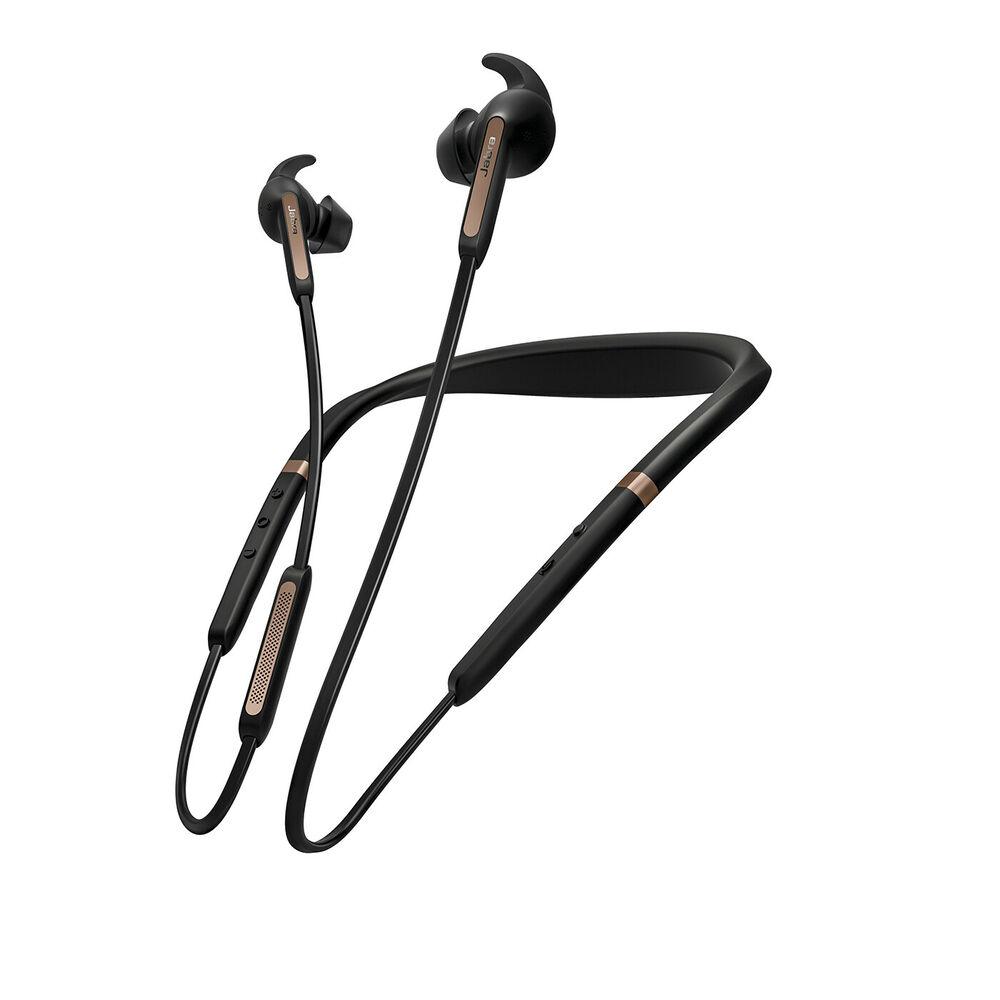 Jabra Elite 65e Copper Black Neckband ANC Headphones (Manufacturer Refurbished) for $39.99 + Free Shipping
