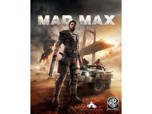 PC Digital Downloads: Mad Max $3.64, Batman Arkham $3.64, Hitman 2 $21.89 and More